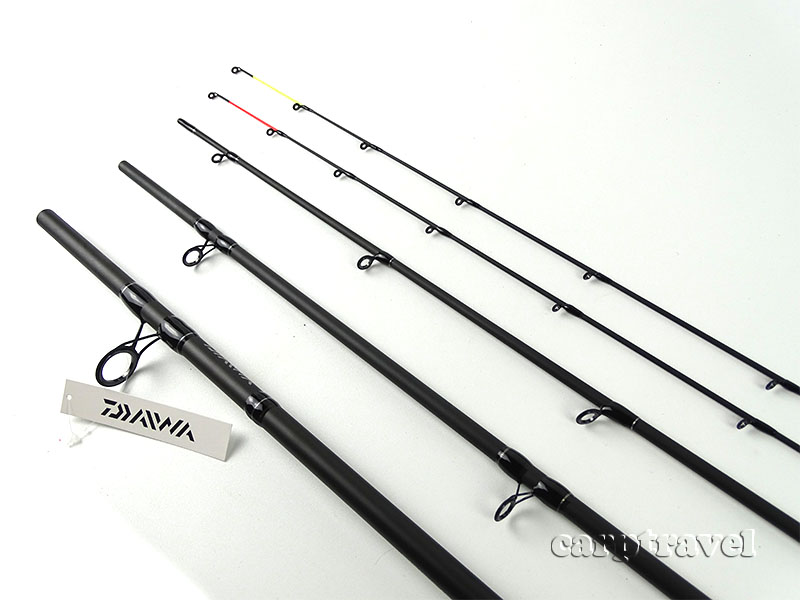 Фидерное удилище Daiwa Windcast Method Feeder 12ft / до 80гр