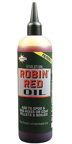 Масло Dynamite Baits Evolution Oils Robin Red 300 мл Робин ред