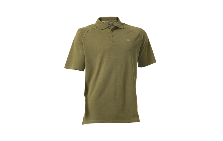 Поло Trakker Cotton Polo Shirt Olive Размер S