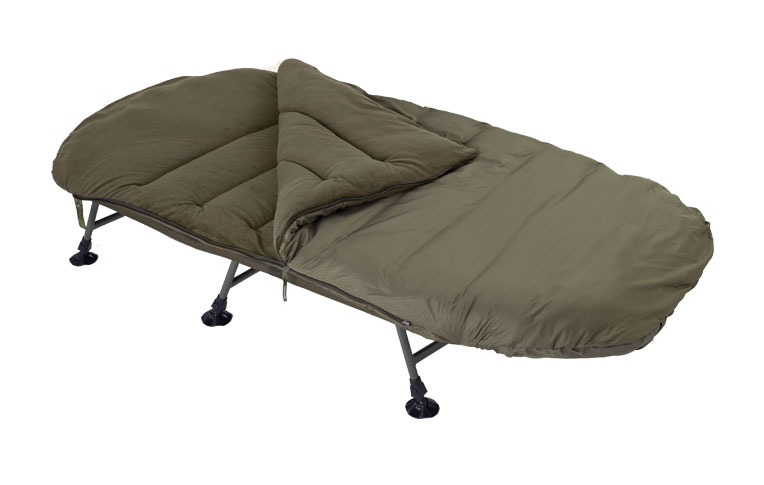 Спальный мешок Trakker Big Snooze+ Wide Sleeping Bag 215х110см